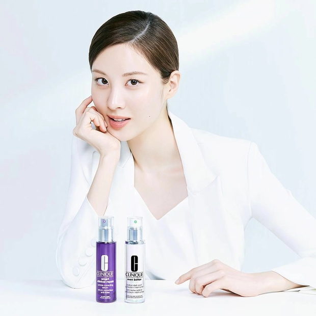 Gần 1 năm sau liên hoàn phốt của Irene, Seohyun chính thức thành đại sứ mới của Clinique, vị thế thậm chí còn xịn hơn - Ảnh 2.