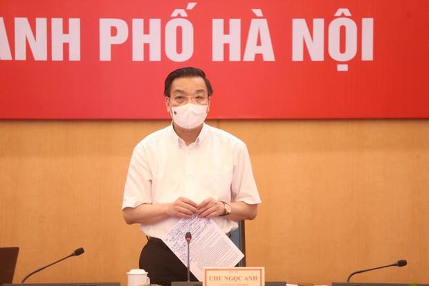 Chủ tịch Hà Nội nêu 3 mục tiêu làm cơ sở xem xét nới lỏng giãn cách xã hội - Ảnh 2.