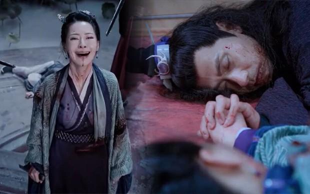 4 cặp đôi bi thảm nhất phim Trung: Không thể thiếu Nhậm Gia Luân - Bạch Lộc nhưng hạng 1 quá kinh điển rồi - Ảnh 6.