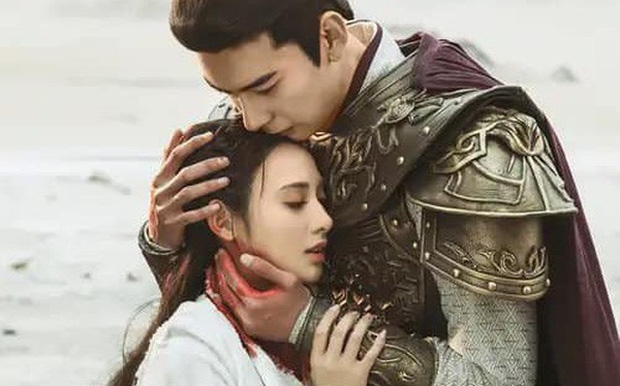 4 cặp đôi bi thảm nhất phim Trung: Không thể thiếu Nhậm Gia Luân - Bạch Lộc nhưng hạng 1 quá kinh điển rồi - Ảnh 4.