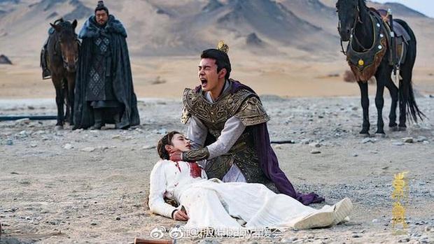 4 cặp đôi bi thảm nhất phim Trung: Không thể thiếu Nhậm Gia Luân - Bạch Lộc nhưng hạng 1 quá kinh điển rồi - Ảnh 5.