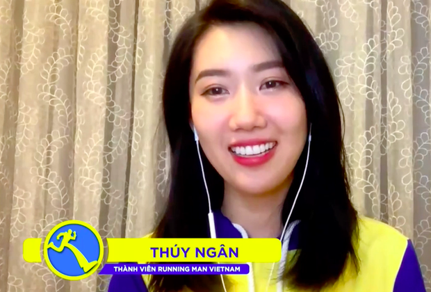 Thúy Ngân là truyền nhân của Sooyoung (SNSD), sẽ thành thánh xin xỏ ở Running Man Việt? - Ảnh 1.