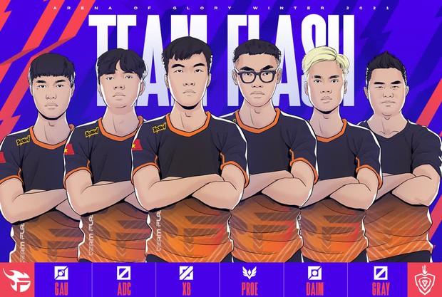 Siêu kinh điển Team Flash - Saigon Phantom: Kinh nghiệm, bản lĩnh hay kỹ năng và sức trẻ sẽ giành chiến thắng? - Ảnh 6.