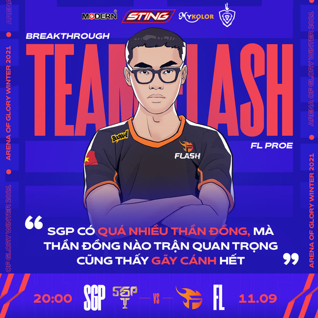 Siêu kinh điển Team Flash - Saigon Phantom: Kinh nghiệm, bản lĩnh hay kỹ năng và sức trẻ sẽ giành chiến thắng? - Ảnh 8.