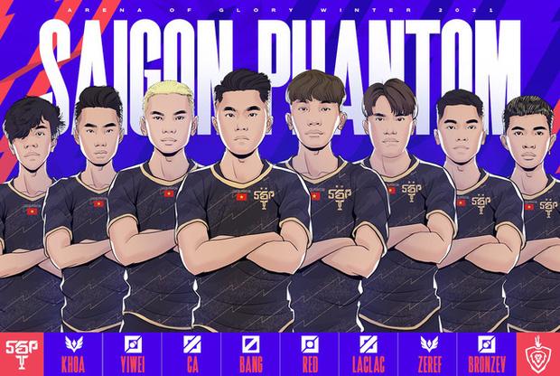 Siêu kinh điển Team Flash - Saigon Phantom: Kinh nghiệm, bản lĩnh hay kỹ năng và sức trẻ sẽ giành chiến thắng? - Ảnh 4.