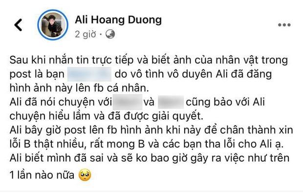 Ali Hoàng Dương đu trend bị chê kém duyên: Đăng ảnh người khác khi chưa được phép, nạn nhân không muốn bỏ qua? - Ảnh 3.