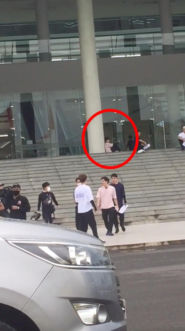 Rộ clip Jack ngồi 1 mình, fan xót nói idol bị cô lập ở Running Man nhưng sự thật là gì? - Ảnh 4.