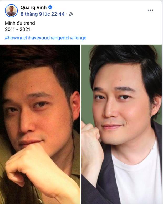 Tìm ra nam ca sĩ chơi trend ngày ấy - bây giờ đỉnh nhất, Văn Mai Hương - Bảo Thy cùng loạt nghệ sĩ phải thốt lên... yêu quái - Ảnh 1.