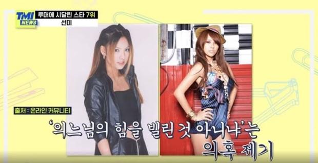 Bị netizen nghi ngờ đại tu vòng 1 ngồn ngộn, nữ hoàng gợi cảm Lee Hyori có màn đáp trả không thể nào đanh thép hơn - Ảnh 3.