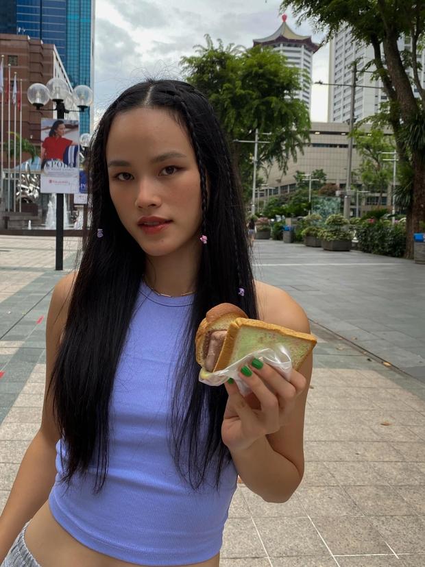 Á quân Next Top Model Tuyết Lan báo tin cả gia đình mắc Covid-19 khi cô đang kẹt ở nước ngoài, tình hình hiện ra sao? - Ảnh 3.
