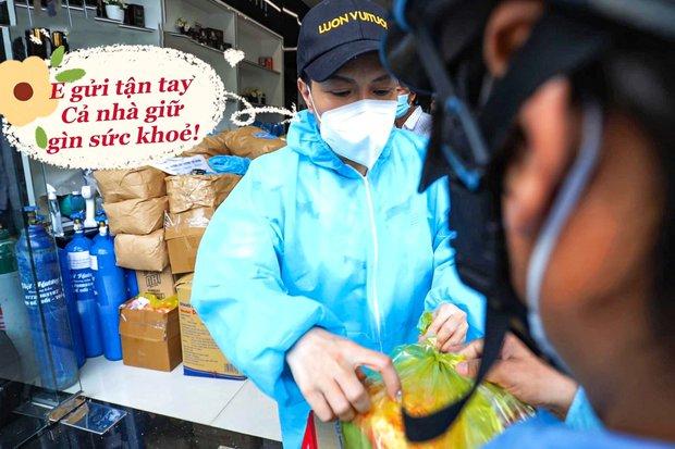 NS Việt Hương lên tiếng sau sự cố bị ném gạch vào nhà, thông báo lý do dừng làm từ thiện sau 4 ngày nữa! - Ảnh 3.