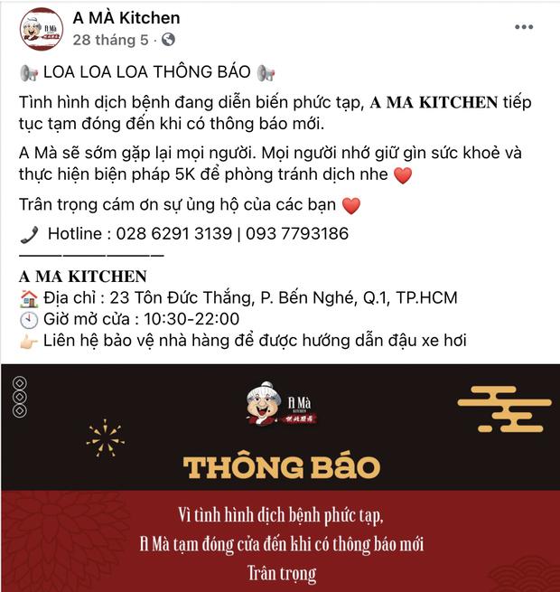 Nhà hàng của gia đình Trấn Thành tiếp bước Fanpage Vietcomback, bị netizen tấn công, rate 1 sao dù đã đóng cửa 4 tháng - Ảnh 5.