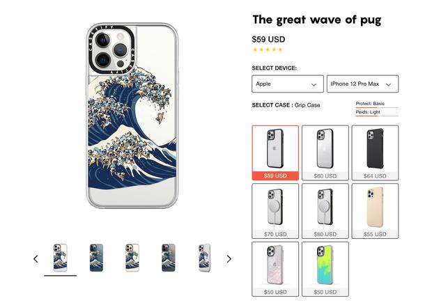 Soi chiếc ốp iPhone cực xinh của Hyeri, giá không hề rẻ nhưng tha hồ design theo ý thích - Ảnh 4.