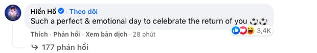 Phát hiện 1 nữ ca sĩ Vbiz len lỏi giữa hơn 80k bình luận để chúc mừng Ronaldo, nói gì mà leo luôn lên top comment? - Ảnh 4.