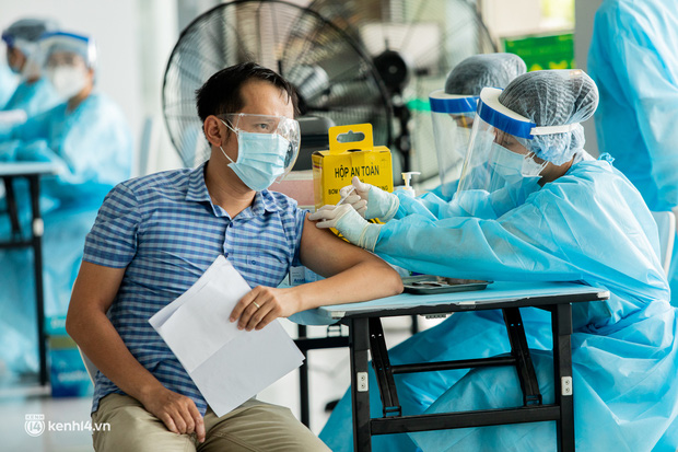 Hướng dẫn cập nhật dữ liệu tiêm vắc xin trên Sổ sức khỏe điện tử - Ảnh 2.
