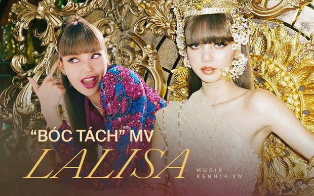 Bóc tách 3 phút 27 giây MV LALISA có gì: Màu sắc BLACKPINK đậm đặc, cái tôi là nhất của Lisa và niềm tự hào Thái Lan mãnh liệt! - Ảnh 1.