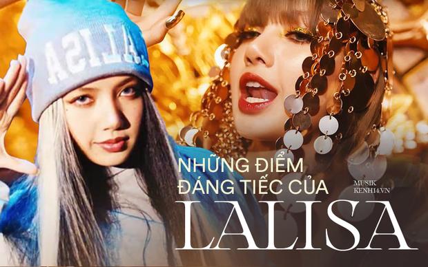 Tiếc thay cho LALISA: MV đầu tư khủng nhưng phản tác dụng, Lisa ôm đồm nhiều thứ mà quên đi bản sắc của riêng mình? - Ảnh 2.