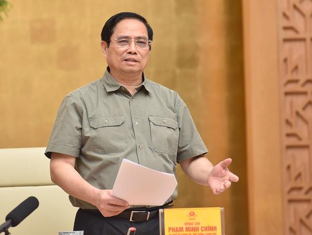 Thủ tướng: Nâng cao năng lực hệ thống để trở lại trạng thái bình thường mới vào năm 2022 - Ảnh 3.