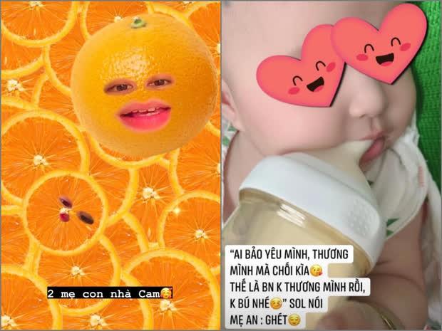Mẹ bỉm Thiên An và con gái bình yên bên nhau tối cuối tuần, bé Sol có hành động ngọt lịm đốn tim cả cõi mạng - Ảnh 5.