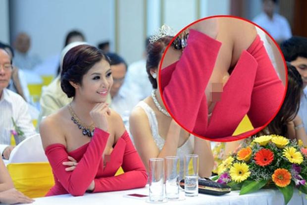 Khi vòng ngực sao Việt chết đuối trong tấm áo chẳng sinh ra để dành cho nhau - Ảnh 11.