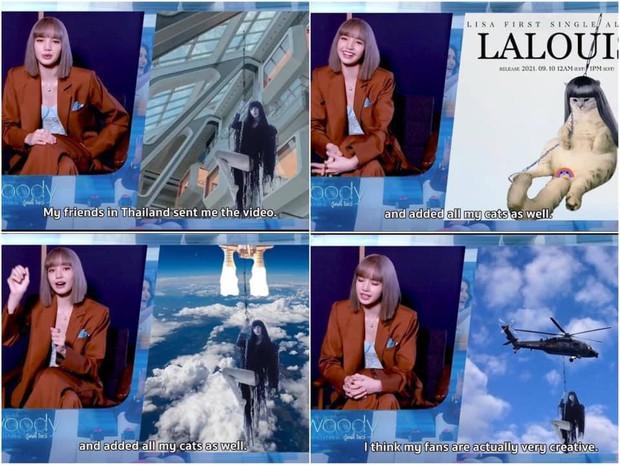 Lisa tự bóc lỗi phản lực hút Trái Đất trên poster rồi đổ vỏ sang designer, phản ứng ra sao khi fan cho đu dây đi khắp thế giới? - Ảnh 10.