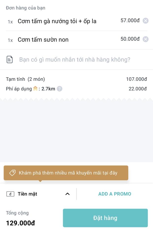 Sài Gòn: Ứng dụng đặt đồ ăn - thức uống hoạt động trở lại, điều khiến dân mạng quan tâm nhất chính là… phí ship? - Ảnh 8.