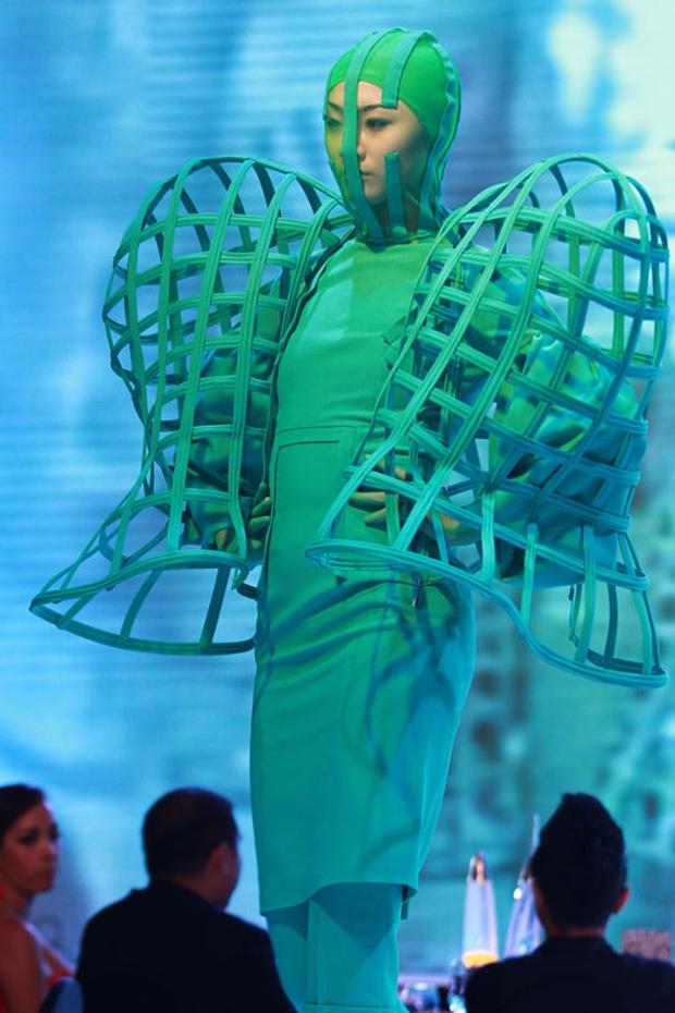 Người mẫu duy nhất từng lật kèo show NTK Công Trí ở phút 89 vì không thích... trang phục - Ảnh 6.