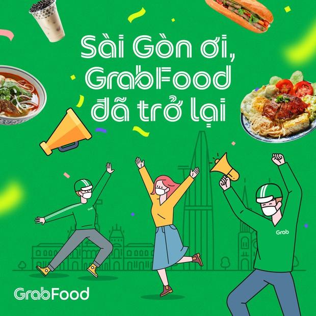 Sài Gòn: Ứng dụng đặt đồ ăn - thức uống hoạt động trở lại, điều khiến dân mạng quan tâm nhất chính là… phí ship? - Ảnh 9.
