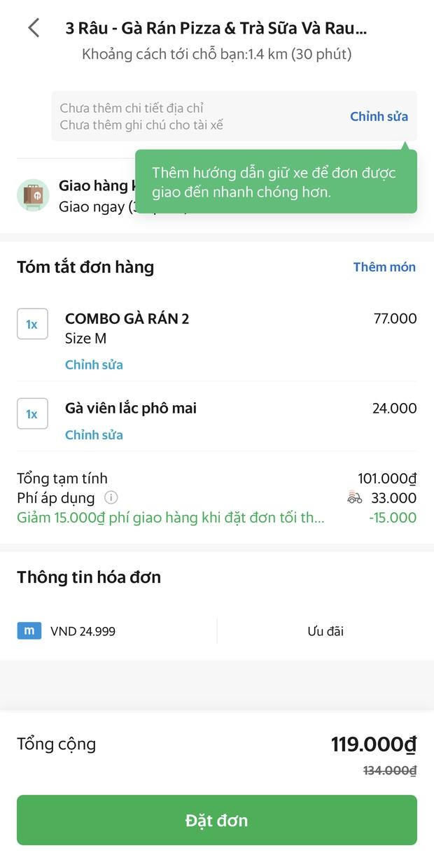 Sài Gòn: Ứng dụng đặt đồ ăn - thức uống hoạt động trở lại, điều khiến dân mạng quan tâm nhất chính là… phí ship? - Ảnh 11.