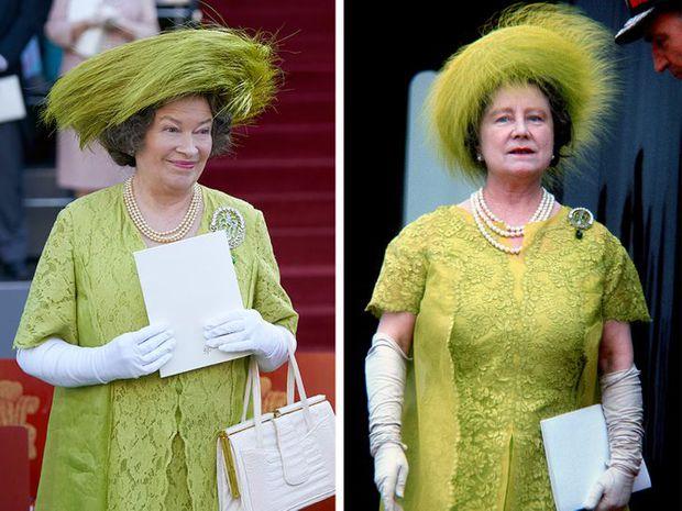 12 lần The Crown tái hiện lịch sử, tạo hình Hoàng gia Anh sao y bản gốc: Xuất sắc đến mức khó phân biệt! - Ảnh 9.