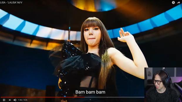 ViruSs há hốc, nổi da gà khi xem MV mới của Lisa, phần nhạc gây tranh cãi lớn nhưng nam streamer nhận xét thế nào? - Ảnh 3.