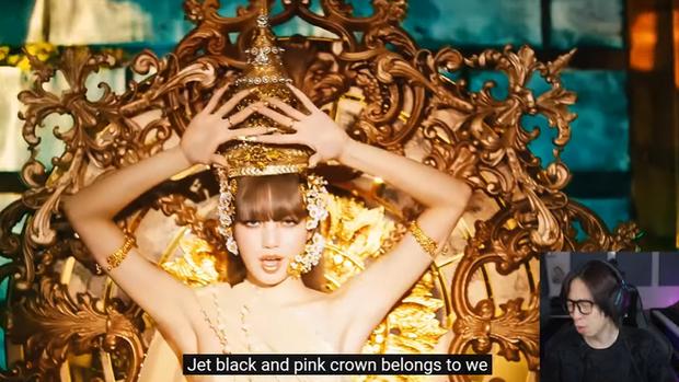ViruSs há hốc, nổi da gà khi xem MV mới của Lisa, phần nhạc gây tranh cãi lớn nhưng nam streamer nhận xét thế nào? - Ảnh 8.