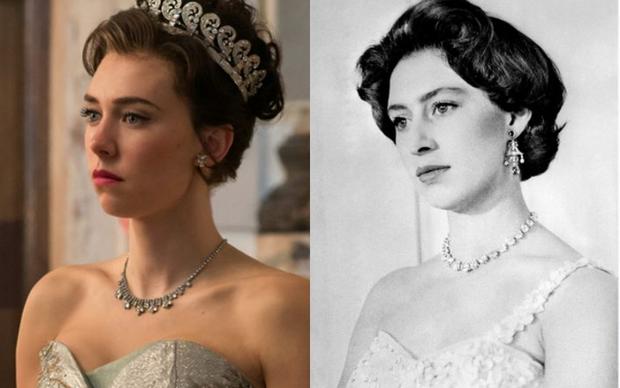 12 lần The Crown tái hiện lịch sử, tạo hình Hoàng gia Anh sao y bản gốc: Xuất sắc đến mức khó phân biệt! - Ảnh 7.