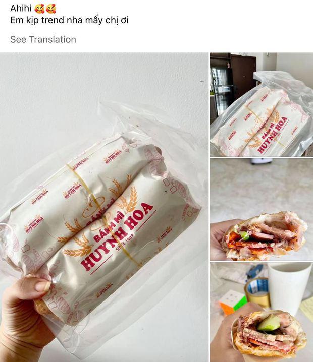 Ngày vui nhất của giới trẻ Sài Gòn: Bún bò - bánh mì - pizza - trà sữa… ngập cả newsfeed, phải order về ăn hết cho đã cái nư! - Ảnh 3.
