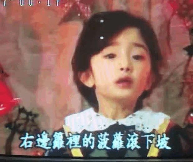 Khó nhận ra Dương Mịch thời còn nhí mén ở phim đầu tay, đáng yêu hết cỡ nhưng cớ sao từng phải nghỉ diễn giữa chừng? - Ảnh 8.