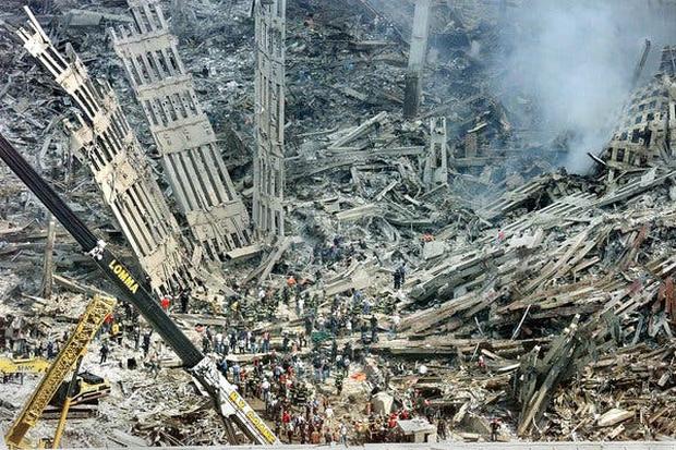 Chuyện tác nghiệp của những phóng viên chụp ảnh thảm họa 11/9: Trải nghiệm và cảm xúc ám ảnh không thể quên - Ảnh 5.