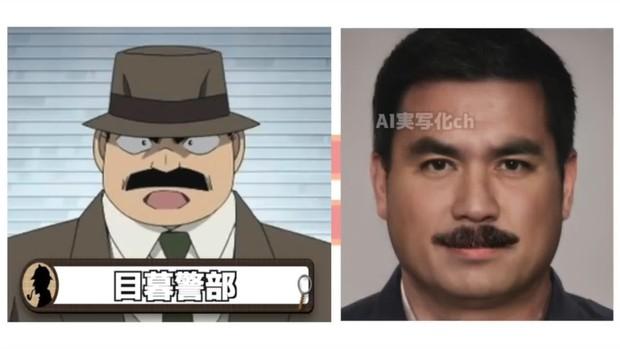Khi dàn nhân vật Conan hóa người thật: Shinichi chuẩn chồng quốc dân, Ran bất ngờ bị át visual bởi cô bạn thân? - Ảnh 8.