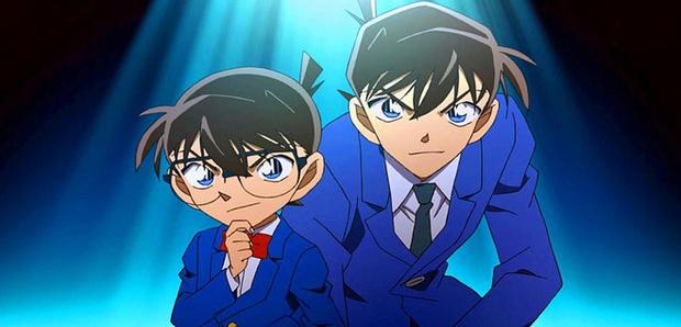 Khi dàn nhân vật Conan hóa người thật: Shinichi chuẩn chồng quốc dân, Ran bất ngờ bị át visual bởi cô bạn thân? - Ảnh 1.