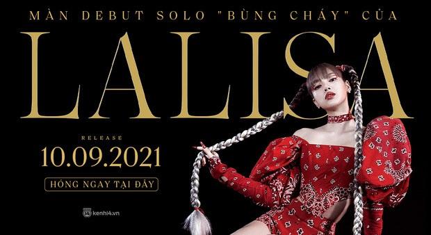 YG tung stage đặc biệt cho LALISA: Đèn đóm xịn xò hết cỡ, màn đổi outfit trên sân khấu của Lisa chính là điểm nhấn! - Ảnh 6.