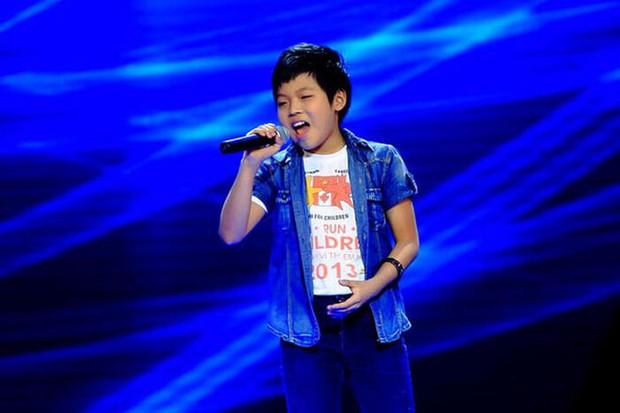 Học trò Cẩm Ly tại The Voice Kids ngày nào giờ đã thành hot boy, lại biết remake nhạc trẻ cực hot trên TikTok! - Ảnh 1.