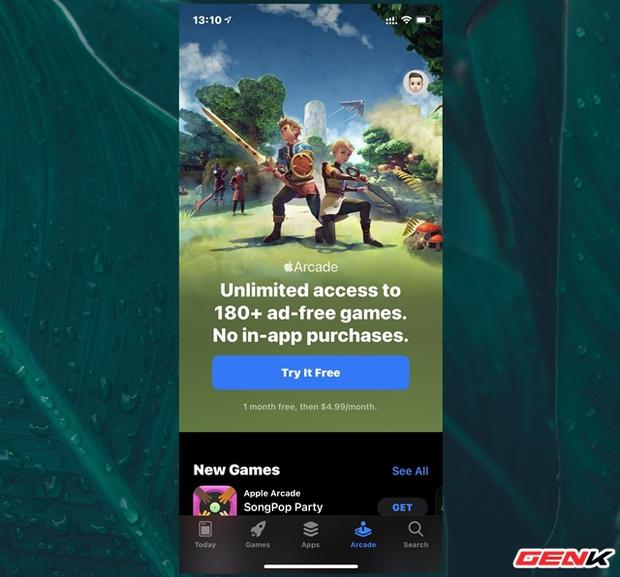 Cách đăng ký và trải nghiệm kho game độc quyền của Apple trên iPhone - Ảnh 4.