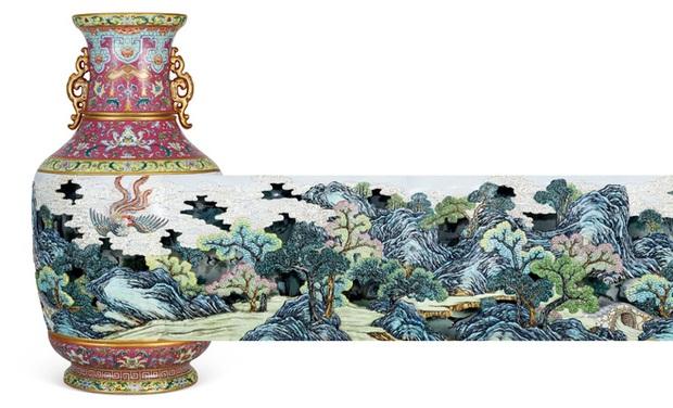 Bình sứ Càn Long lập kỷ lục đắt nhất thế giới: Hồ sơ kinh điển chứng minh con số 9.351 tỷ đồng!  - Ảnh 8.