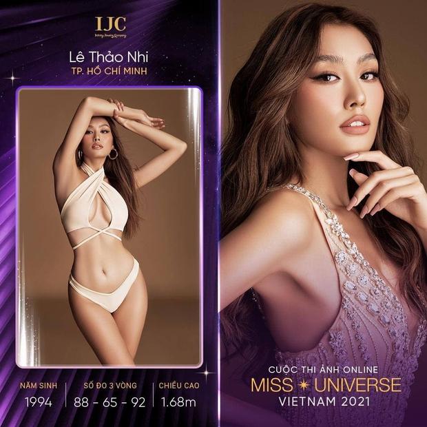 Thảo Nhi Lê đi thi Hoa hậu Hoàn vũ: Chẳng lẽ 27 tuổi và cao 1m68 thì không được sống với ước mơ của mình? - Ảnh 1.