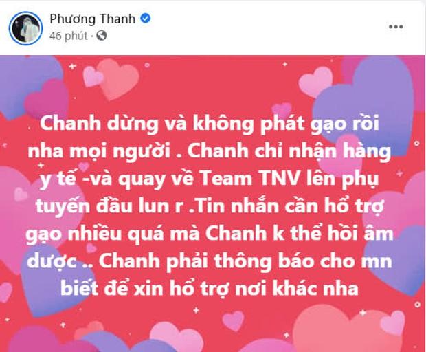 Sao Việt tuyên bố dừng làm từ thiện: Người sức tàn lực kiệt, người phải nén nước mắt, huỷ follow bạn bè vì lý do này? - Ảnh 9.