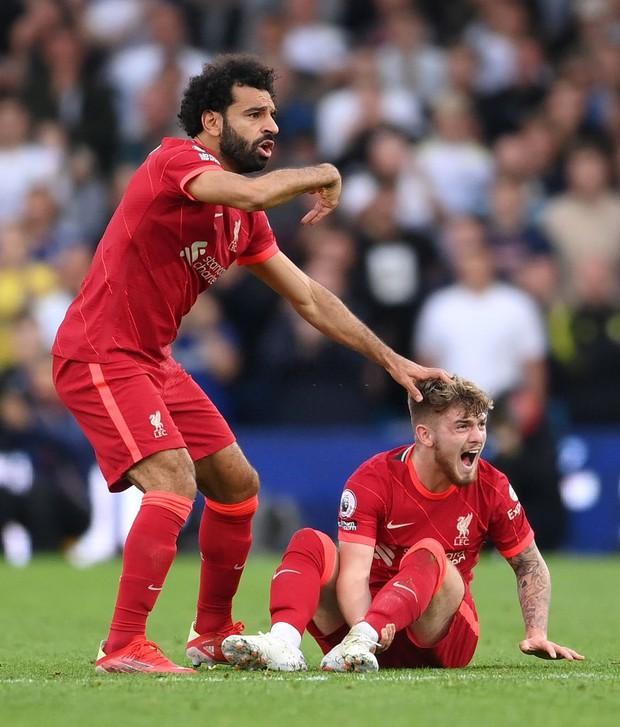 Cư dân mạng sốc nặng, hối hận vì xem lại tình huống dẫn đến chấn thương kinh hoàng của sao trẻ Liverpool - Ảnh 3.