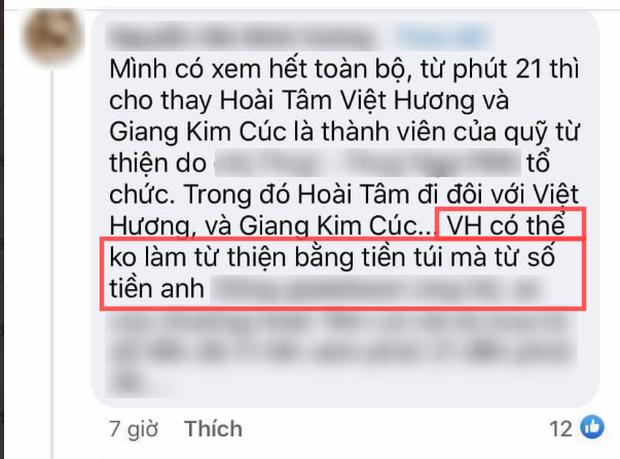 Xuất hiện lời đồn tiêu cực về chuyện Việt Hương làm từ thiện, liên quan đến khoản tiền 11,3 tỷ: Người trong cuộc nói gì? - Ảnh 2.