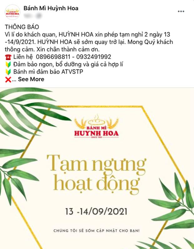 """Vừa """"chơi lớn"""" ship hàng bằng taxi, tiệm bánh mì sang chảnh nhất Sài Gòn đã phải đóng cửa: Lý do là gì? - Ảnh 4."""