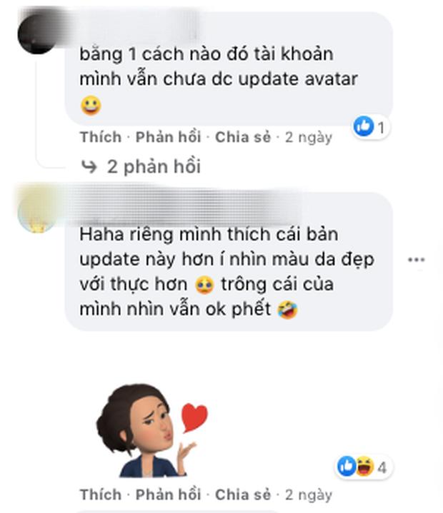Facebook tung bản cập nhật avatar moji mới khiến cộng đồng mạng tranh cãi gay gắt: Người chê phèn, kẻ lại khen xinh xắn - Ảnh 7.