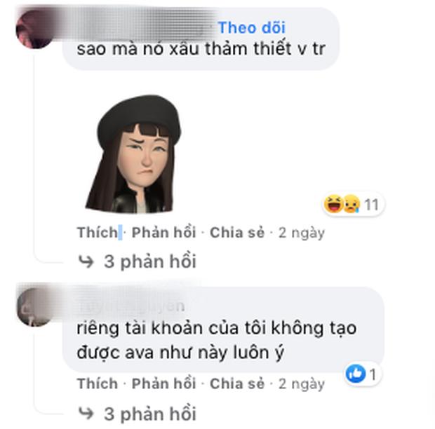 Facebook tung bản cập nhật avatar moji mới khiến cộng đồng mạng tranh cãi gay gắt: Người chê phèn, kẻ lại khen xinh xắn - Ảnh 6.