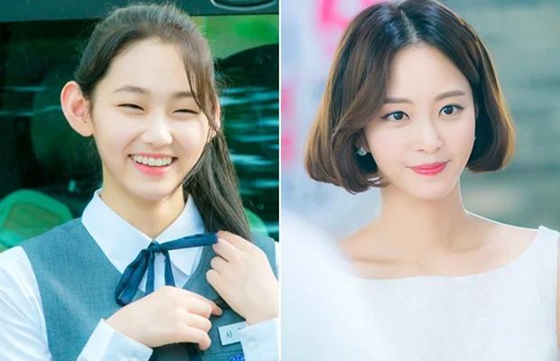 Phiên bản nhí của loạt diễn viên đình đám: Kim Yoo Jung ăn đứt đàn chị, số 3 bị ném đá tơi tả vì kém sắc - Ảnh 3.